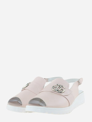 Босоніжки рожевого кольору   5743167