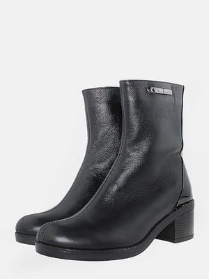 Ботинки черные | 5743568