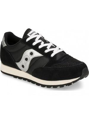 Кросівки чорні JAZZ ORIGINAL VINTAGE SC59169 | 5738346