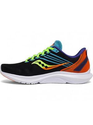 Кросівки комбінованого кольору | 5738394