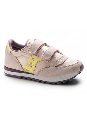 Кросівки бежеві JAZZ DOUBLE HL SK163347 | 5738483