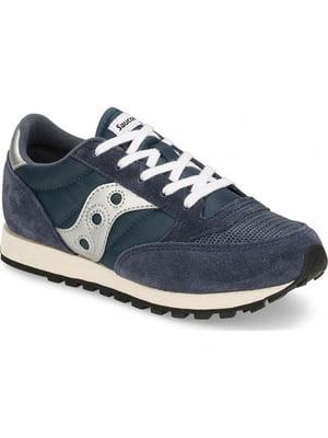 Кросівки сині JAZZ ORIGINAL VINTAGE SC59168 | 5738541
