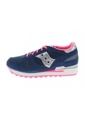 Кроссовки сине-розовые SHADOW ORIGINAL SK163867 | 5738629