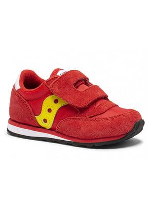 Кроссовки красные BABY JAZZ HL SL264802 | 5738906