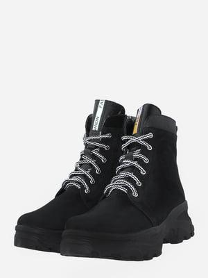 Ботинки черные | 5710220