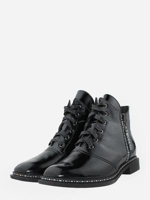 Ботинки черные | 5742036