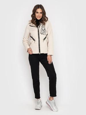 Куртка пудрового кольору - WELLTRE - 5725918