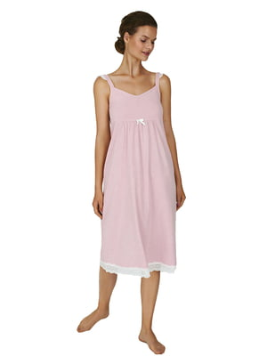 Рубашка розовая | 5743654
