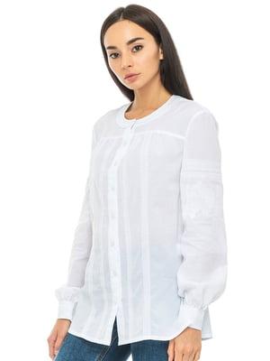 Блуза белая   5743761