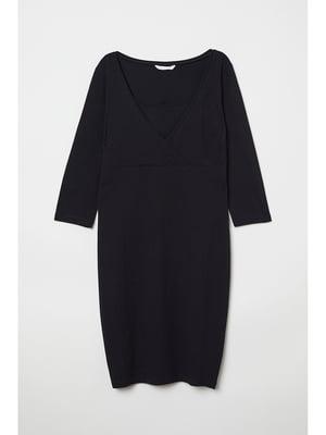 Платье черное | 4938506