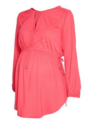 Блуза розовая | 4982340