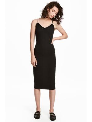 Платье черное | 5744057