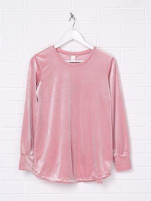 Джемпер розовый | 5744582