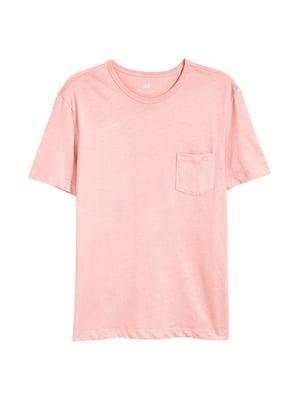 Футболка рожева | 5744722