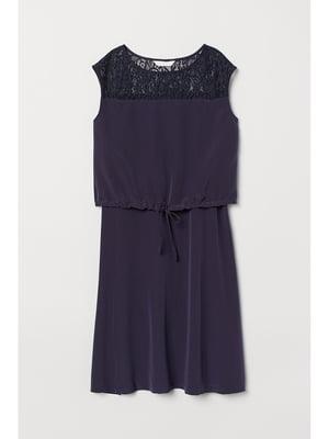 Платье темно-синее | 5745010