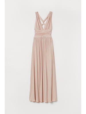 Платье пудрового цвета | 5745011