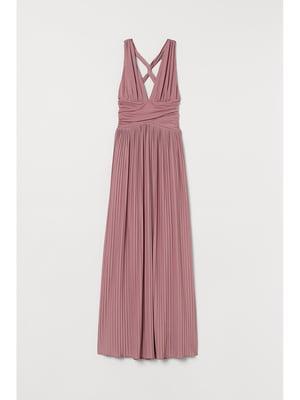 Платье розовое | 5745012