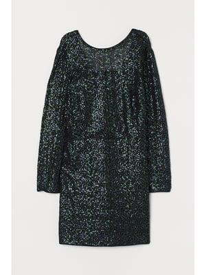 Платье темно-зеленое | 5745179