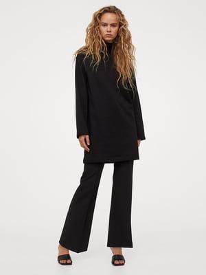 Сукня-світшот чорна   5745359