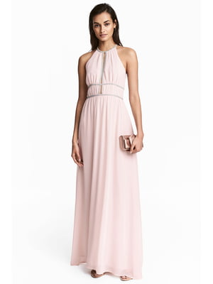 Платье светло-розовое | 5744373