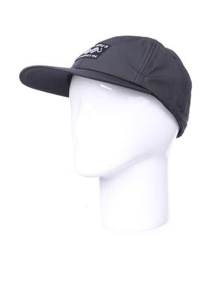 Бейсболка черная | 5093541