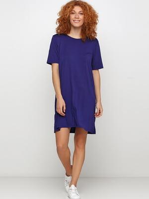 Платье фиолетовое | 5200045