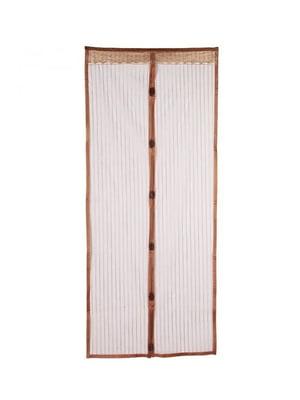 Антимоскитная сетка на раздельных магнитах от комаров (210х100 см) | 5738104