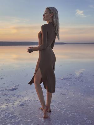 Сукня коричнева   5746949