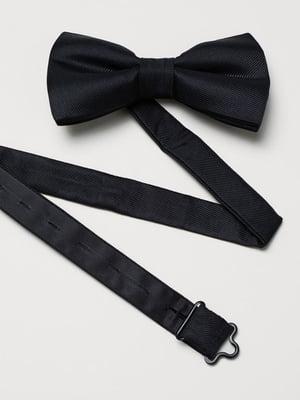 Краватка-метелик чорна | 5660198