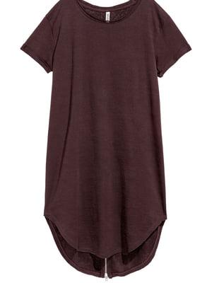 Сукня темно-бордова   5745451