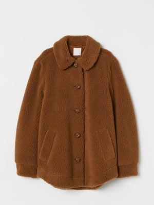 Куртка коричнева | 5745570