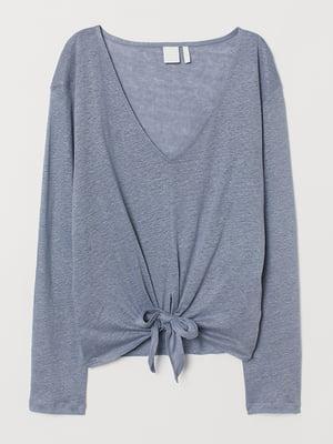 Пуловер серый | 5745581