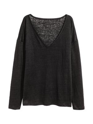 Пуловер черный | 5745588