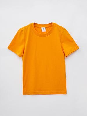 Футболка жовта | 5745253