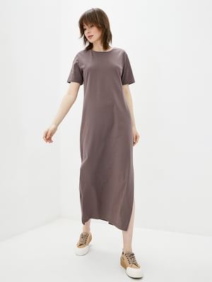 Платье коричневое | 5745266