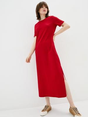 Платье красное | 5745267
