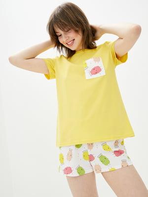 Комплект: футболка и шорты | 5745268