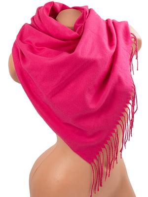 Палантин рожевий | 5746226