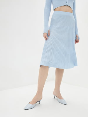 Спідниця блакитна | 5747064