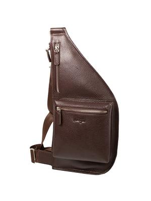 Сумка-рюкзак коричнева   5745936