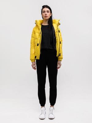 Куртка жовта | 5749559