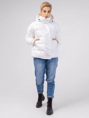 Куртка біла | 5749587