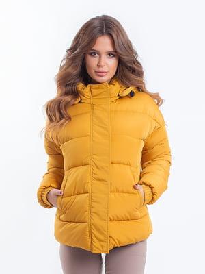 Куртка жовта | 5749636