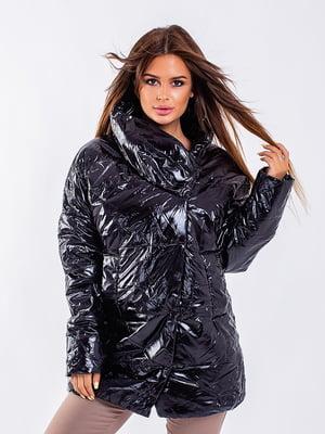 Куртка чорна | 5749557