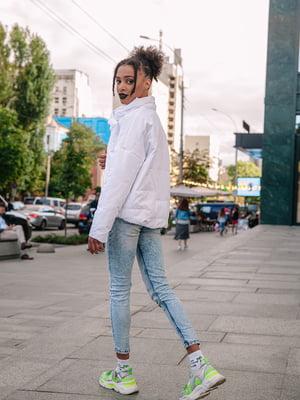 Куртка біла | 5749610