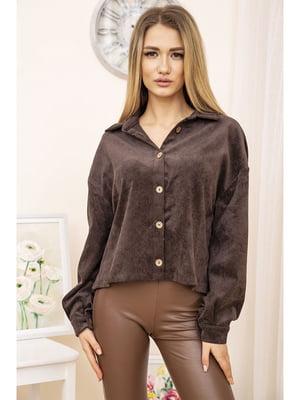 Сорочка коричнева | 5749363