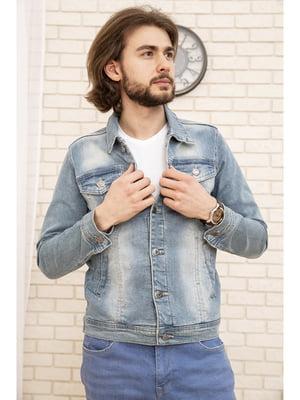 Куртка джинсовая | 5749381