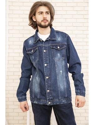 Куртка джинсовая | 5749382