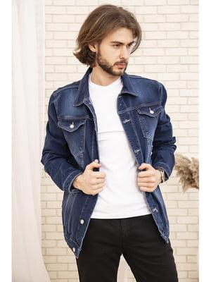 Куртка джинсовая | 5749383