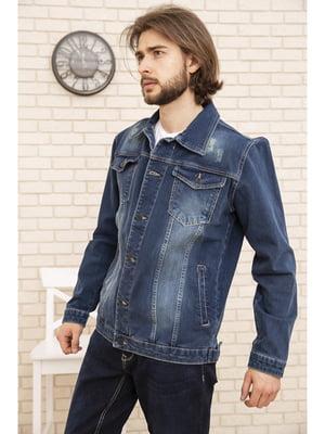 Куртка джинсовая | 5749385